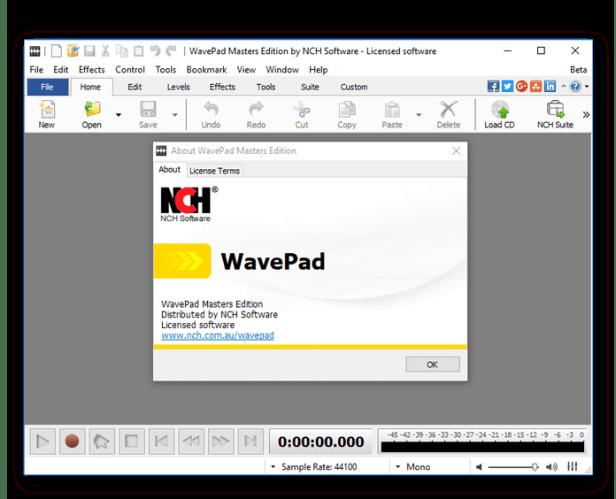 nch wavepad serial key