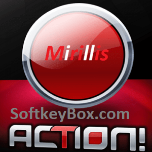 Mirillis Action 4.13.1 Crack + Keygen Full Version 2021