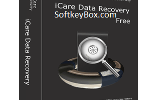 iCare Data Recovery 8.2.0.4 Crack + Serial Key