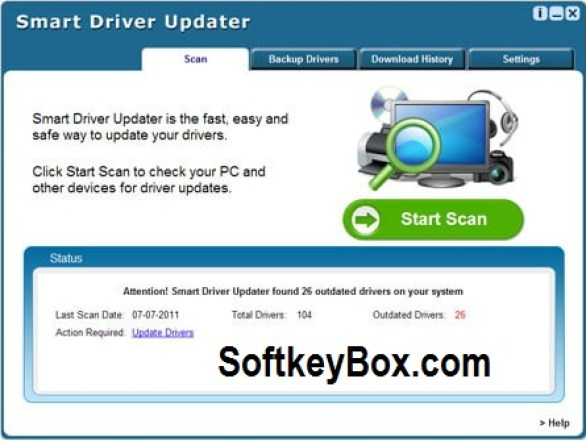 Smart Driver Updater License Key
