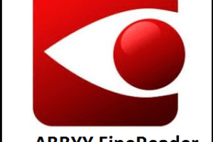 ABBYY FineReader Crack With Serial Number [Mac+win] Download