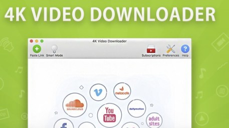 4K Video Downloader 4.11.3 Crack Free + Activation Code [Latest]