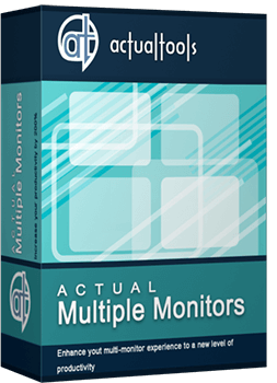 Actual Multiple Monitors 8.14.3 Crack + Full License Key [2020]