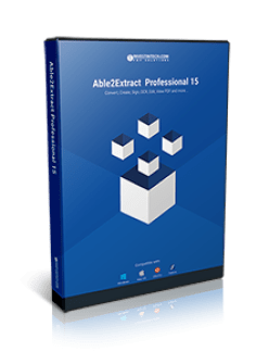 Able2Extract Professional 15.0.5 Crack With License Key 2020