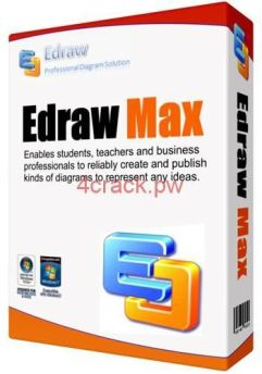 Edraw Max [10.0.4] Pro Full Crack With License Key