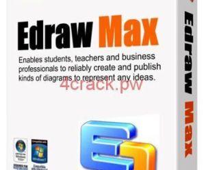 Edraw Max 10.1.6 Crack Torrent + License Key 2021 Download