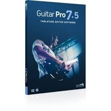 Guitar Pro 7.5.4 Build 1799 Crack