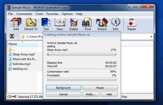 WinRAR 5.91 Beta 1 with Crack
