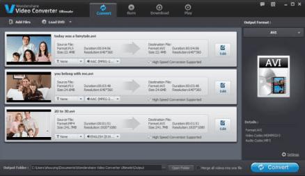 Wondershare Video Converter Ultimate 12.5.5.12 Crack Full Torrent 1