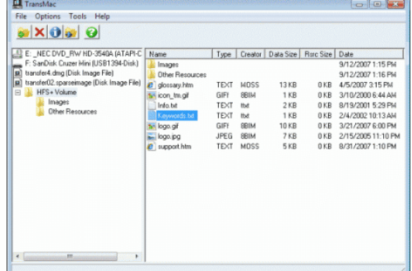 Acute Systems TransMac [12.7] Crack With License Key Download