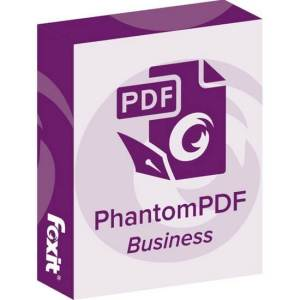 Foxit PhantomPDF Business 10.0.1.35811 Full Crack Download