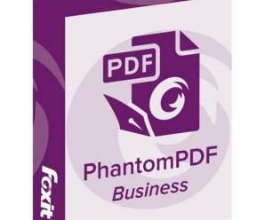 Foxit PhantomPDF Business 10.1.1.37576 Full Crack Download