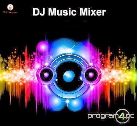 Program4Pc DJ Music Mixer 8.4 Crack Free Download