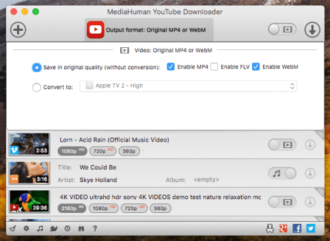MediaHuman YouTube Downloader 3.9.9.46 (2509) With Crack Download