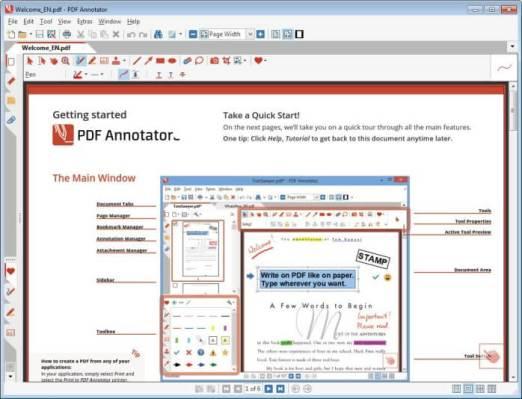 PDF Annotator 8.0.0.814 Crack Latest Version Free Download