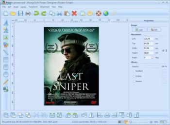 RonyaSoft Poster Printer 3.2.21 Crack Free Download