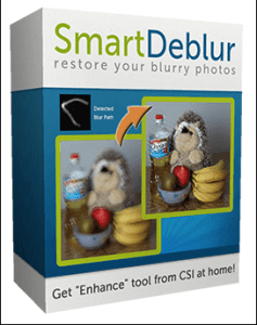 SmartDeblur Pro 2.3 Crack + Activation Key Latest Free Download