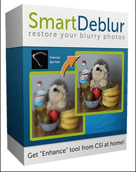 SmartDeblur Pro 2.3 Crack + Activation Key Latest Free Download