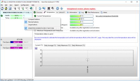 Hard Disk Sentinel Pro 5.61.11 Beta Crack Free Download 2021