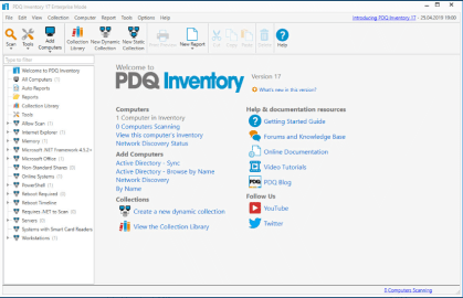 PDQ Inventory Enterprise 19.2.136.0 With Crack Latest Download 2021