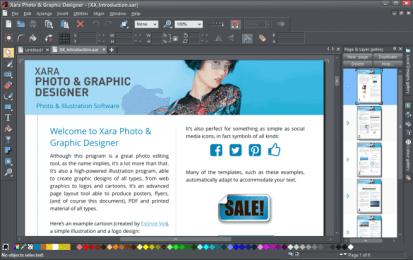Xara Photo & Graphic Designer 17.1.0.60415 With Crack 2021 Free