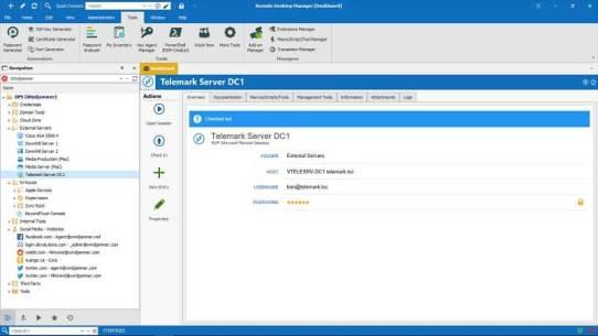 Remote Desktop Manager Enterprise 2020.3.19.0 Crack With keygen 2021