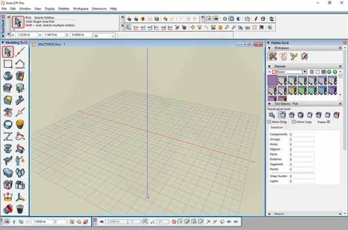 formZ Pro 9.1.0 Build A396 Crack Full Version 2021 Download