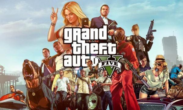 GTA V Crack Only for PC Reloaded 2021 Download Free