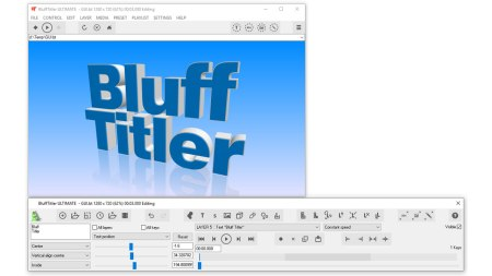BluffTitler Ultimate 15.3.0.6 Crack With Serial Key 2021 Free Download 1