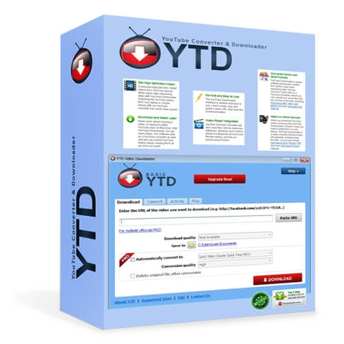 ytd free download 32 bit