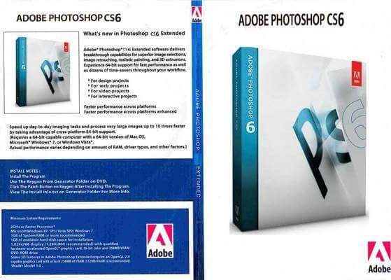 adobe photoshop cs6 for windows xp free download