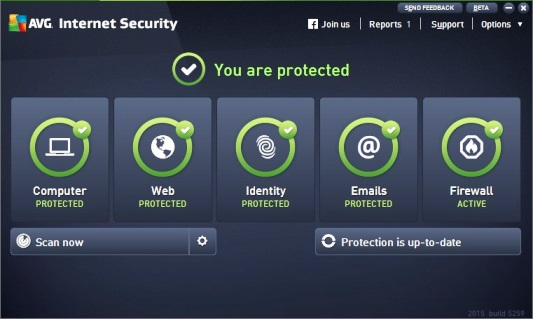 avg protection download