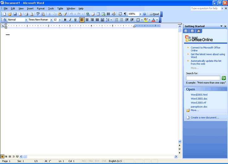 Download Microsoft Office 2003 Download [Full Version SP3 ISO ...