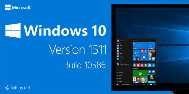 Windows 10 Version 1511 Build 10586 ISO Download Feb 2016 Update
