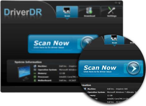 Driverdr screenshot
