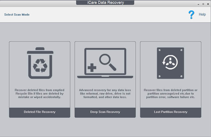 Icare Data Recovery Downlaod