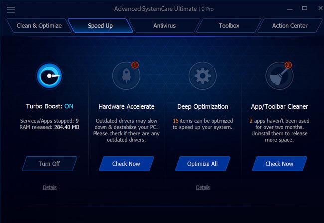 Advanced systemcare 12 beta key