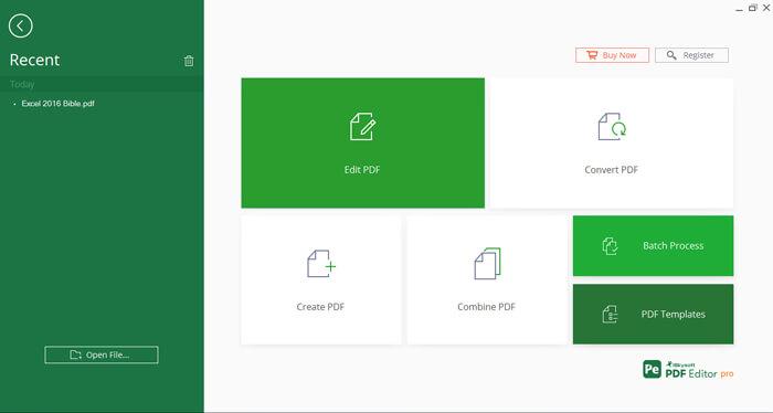Iskysoft PDF Editor 6 Professional Free Downlaod For Windows - Softlay