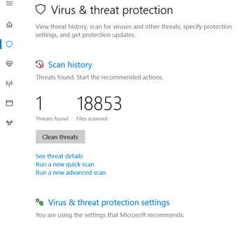 windows defender notifications turn off windows 10