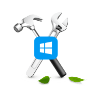 Windows Modules Installer Worker windows and hammer wrench icon fix