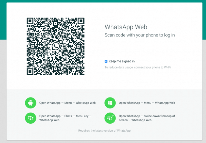 ▷ Whatsapp Web - QR Code and Download Guide - [ Tips and Tricks 2018 ]