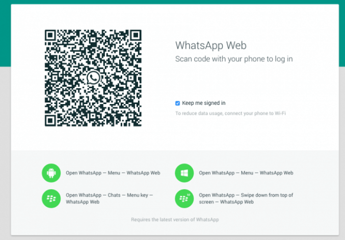 ▷ Whatsapp Web - QR Code and Download Guide - [ Tips and