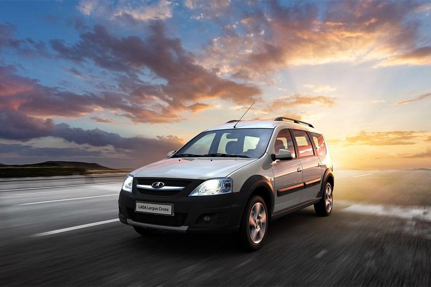АвтоВАЗ планирует производство Lada Largus Cross