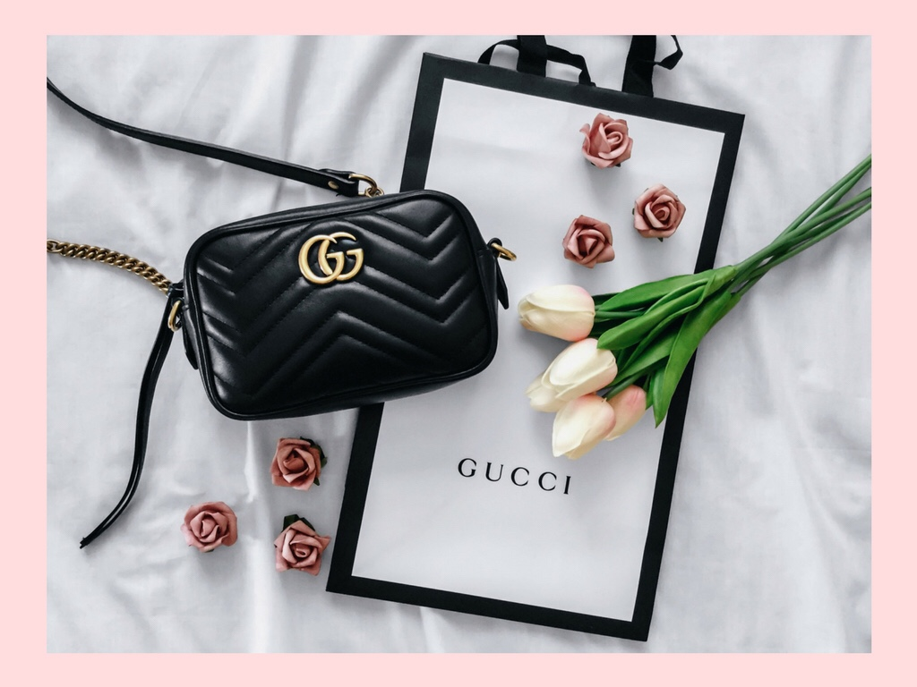 Gucci Marmont Mini Bag Review