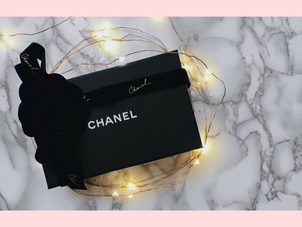 Chanel Card Holder Unboxing