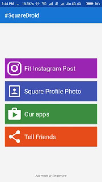 how to set full size whatsapp profile pic without crop