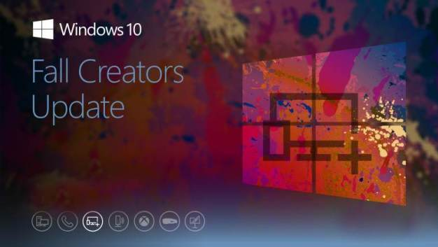 Windows 10 Fall Creators Update New features