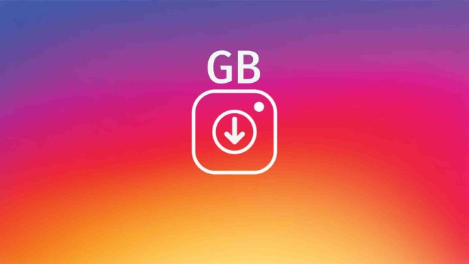 GB Instagram latest version download (GBInsta apk Download