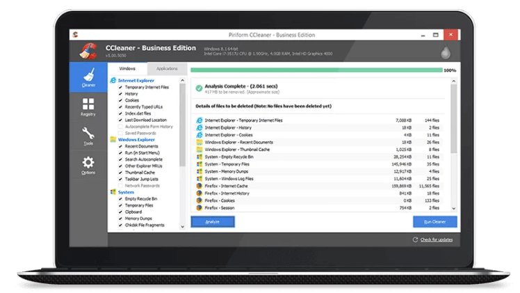 CCleaner Business Repack & Portable