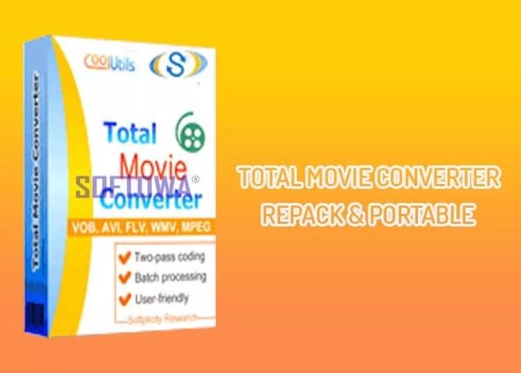 CoolUtils Total Movie Converter Repack & Portable